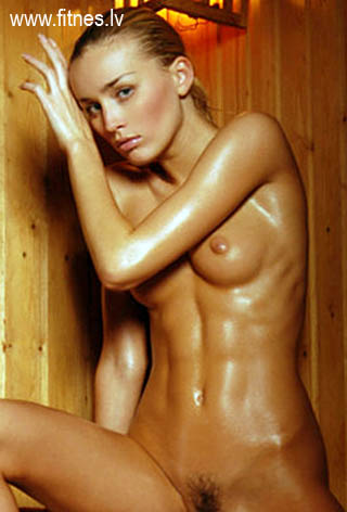Naked athletic women nude