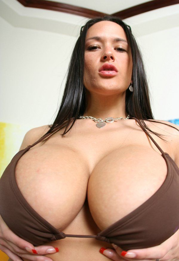 Carmella bing big tits