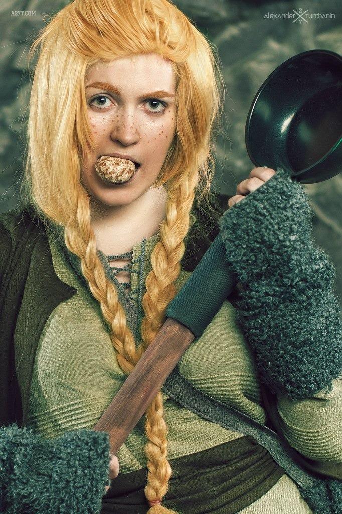 hobbit girl Hot