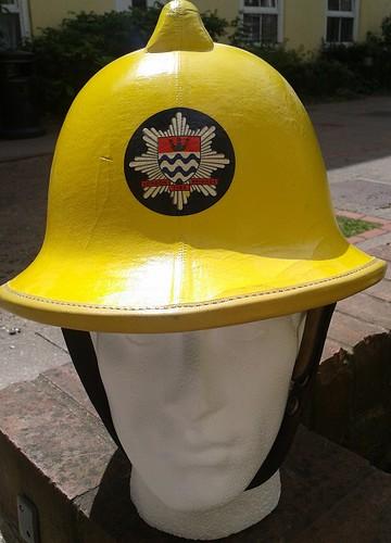brigade helmet fire London