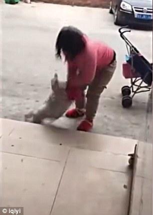 Big booty black girl crying