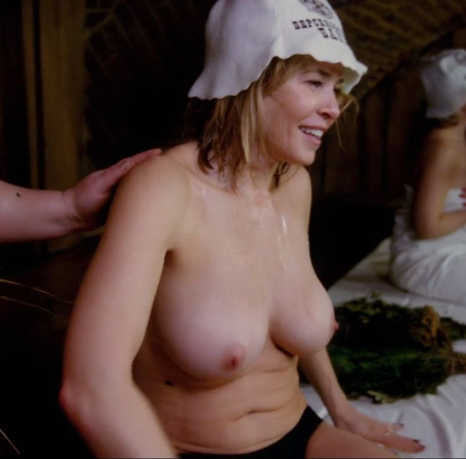 Chelsea handler boobs