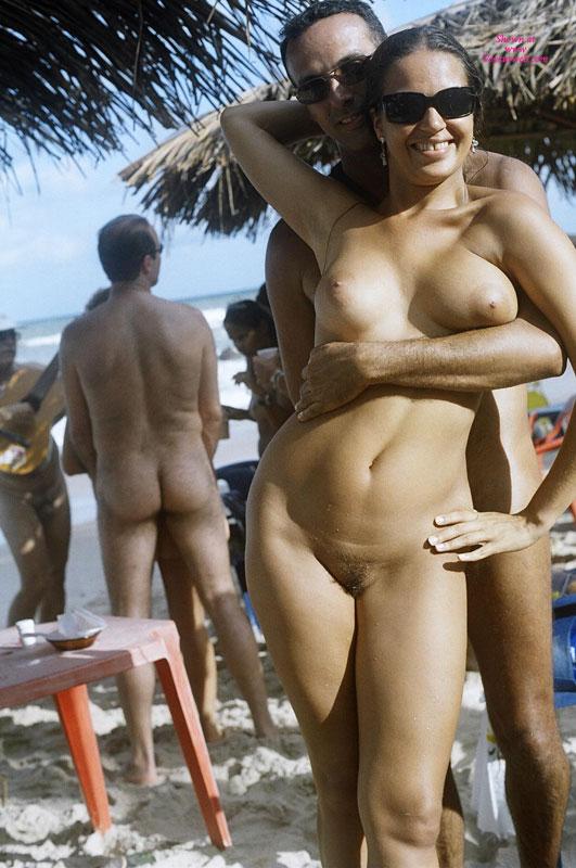 Brazil nude beach