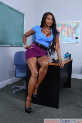 My first sex teacher diamond jackson