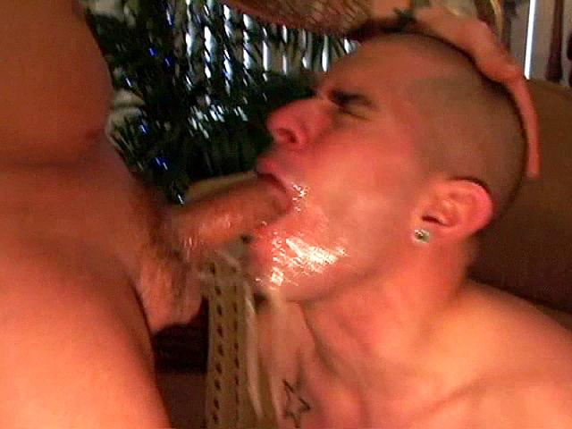 Gay deep throat porn