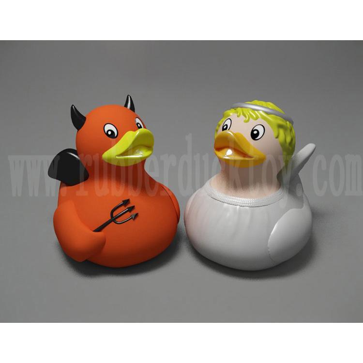 Angel rubber duckies