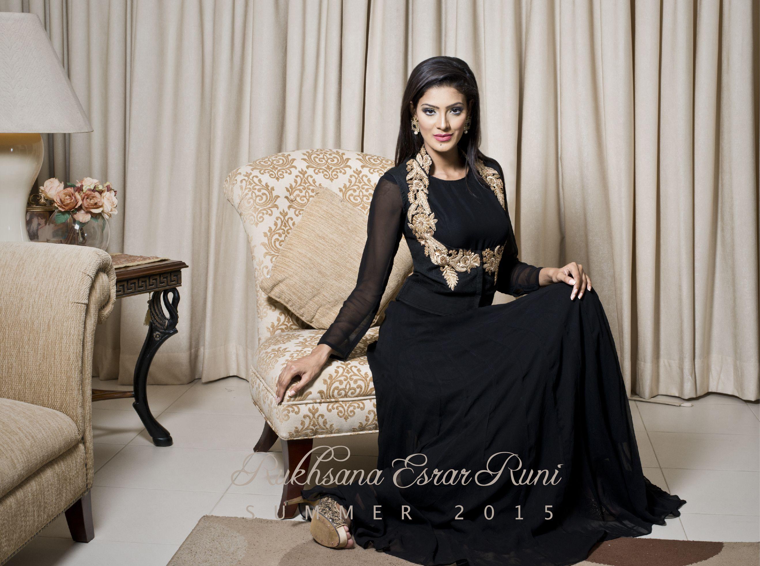 Rukhsana white corset