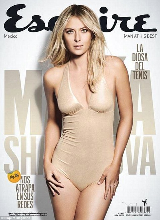 Sharapova nude maria really. was