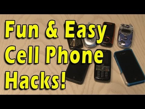 Recently hacked cell phone