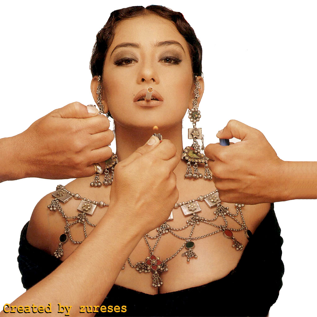 Manisha koirala cleavage