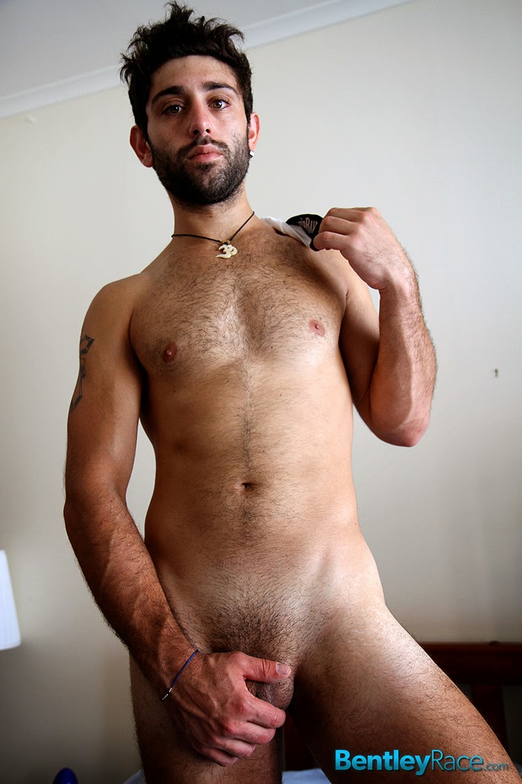 Middle eastern big uncut cocks