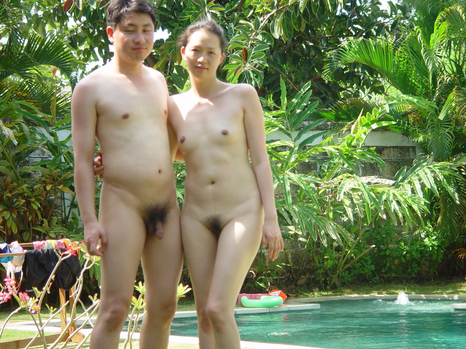 Leaked amateur nude wives