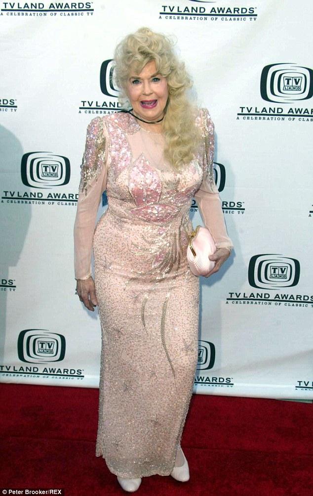 beverly nude Donna hillbillies dougla
