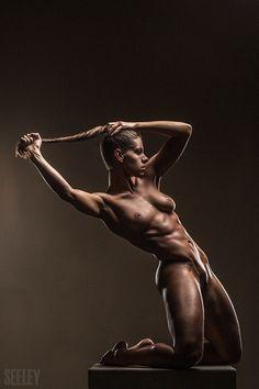 muscle Michelle amara nude