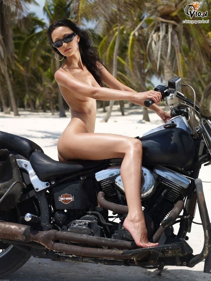 Are on Nude motorcycles pussy assured