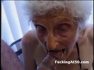 granny blowjob old Wrinkled