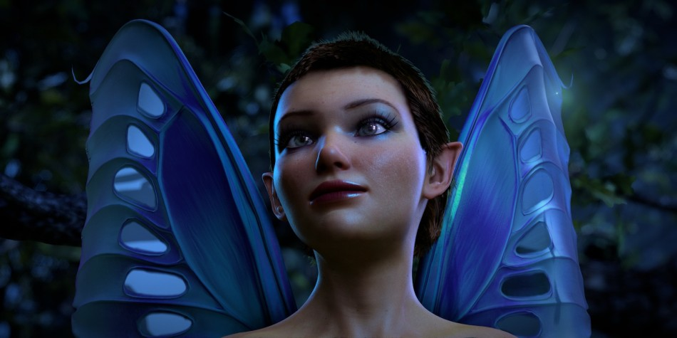 Nvidia fairy dawn nude mod video