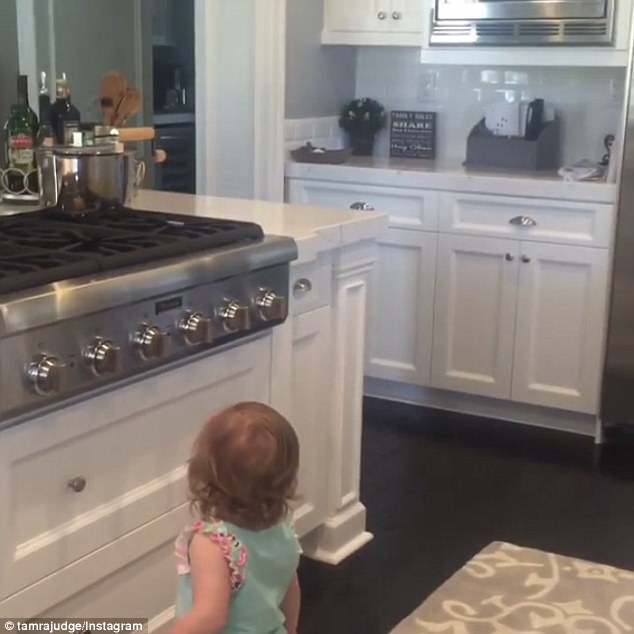 Gf revenge kitchen counter