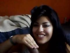 Indian girl blowjob porn