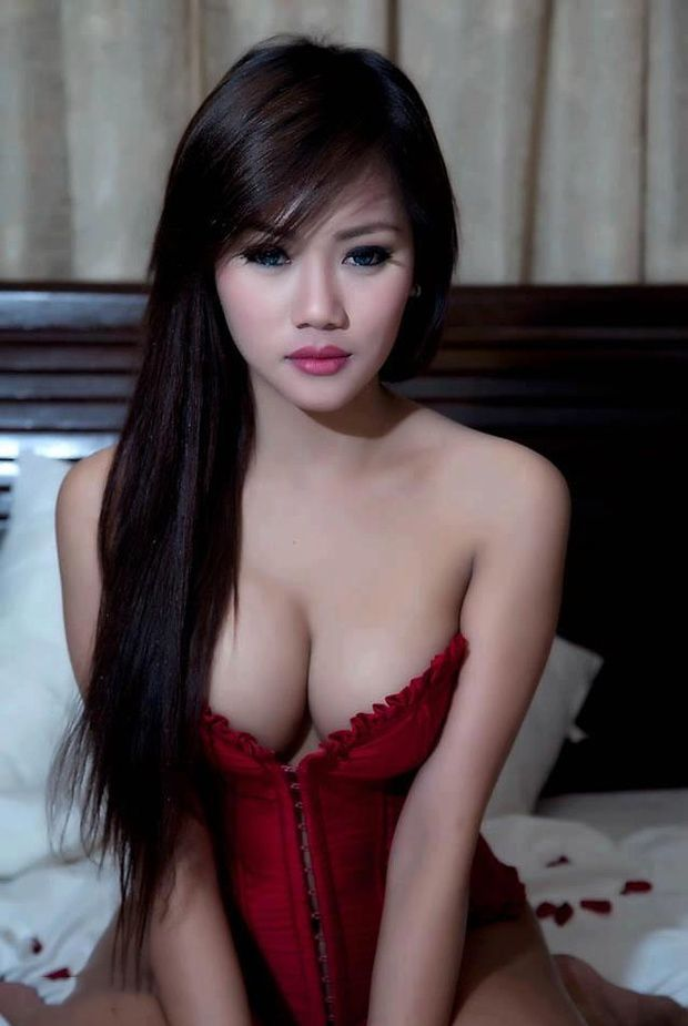 girls Hot nude pussy asian
