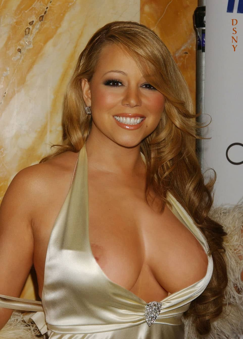 Mariah carey naked tits