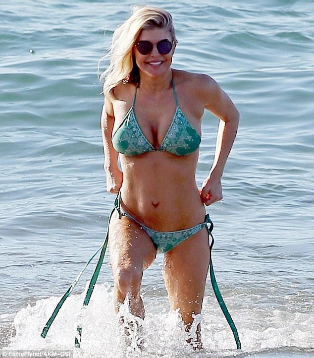 Slutty bikini beach wives