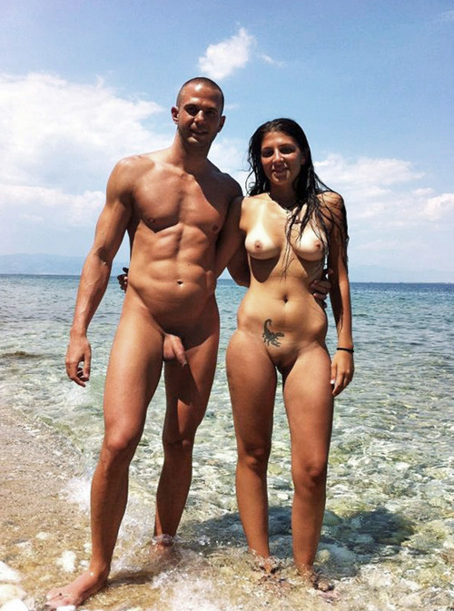 Top nude beach