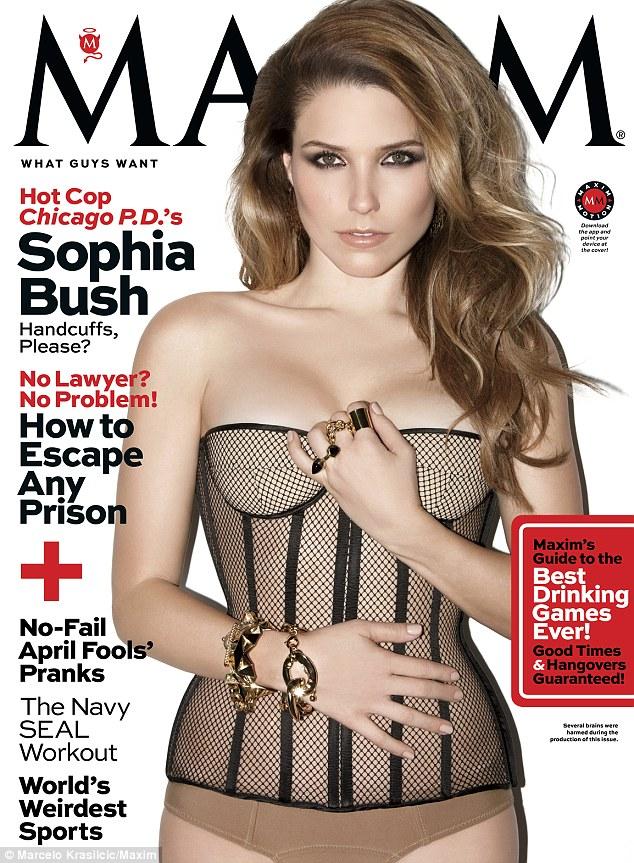 Sophia bush nude porn