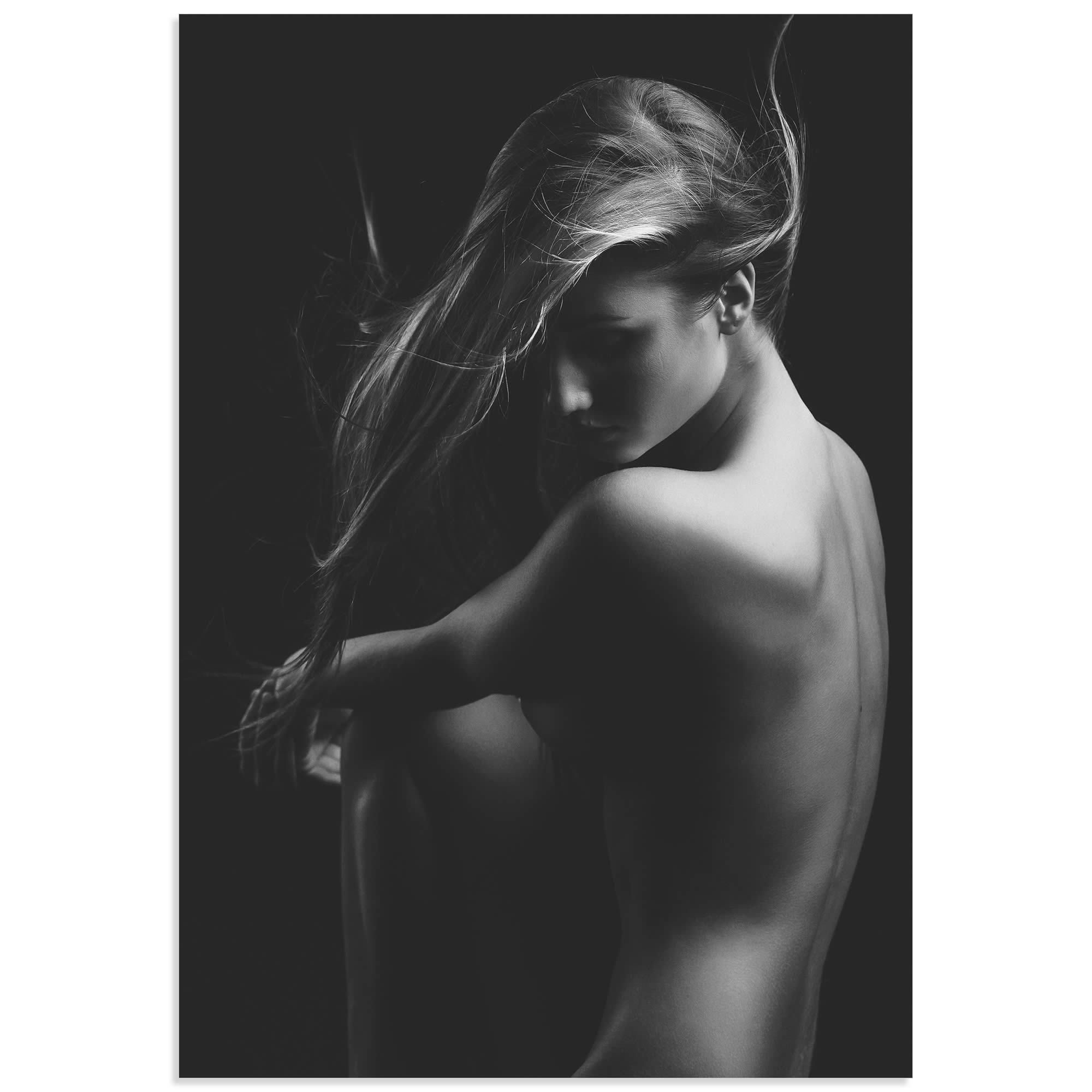 Studio art photography nudes