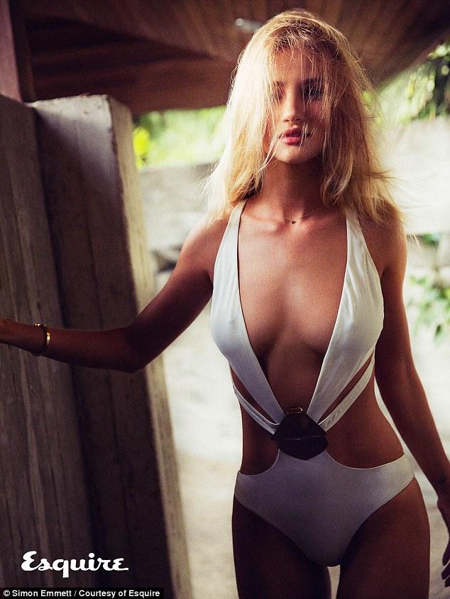 huntington whiteley nude naked Rosie