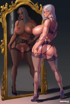 Digital erotic art porn