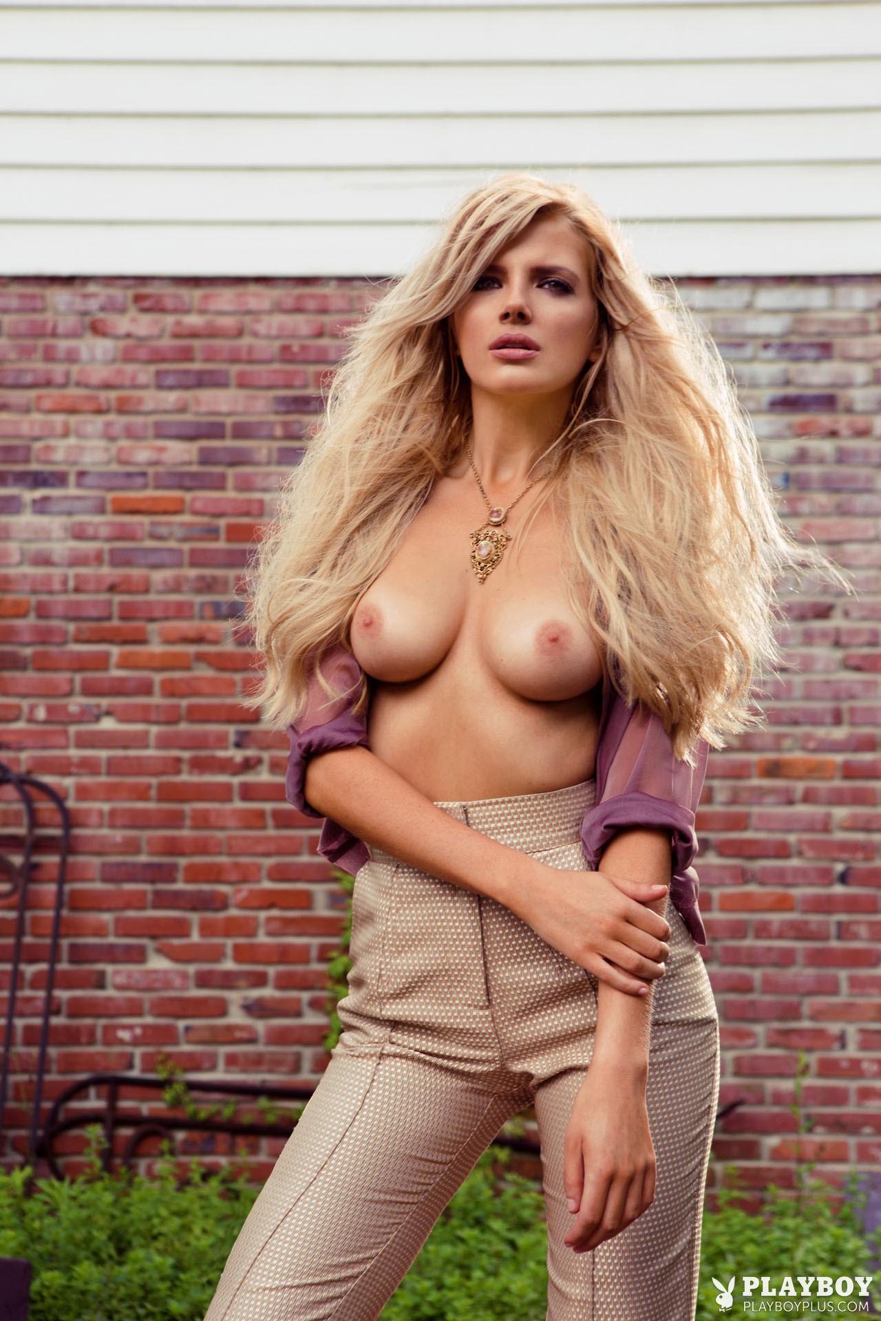 Playboy stephanie branton nude
