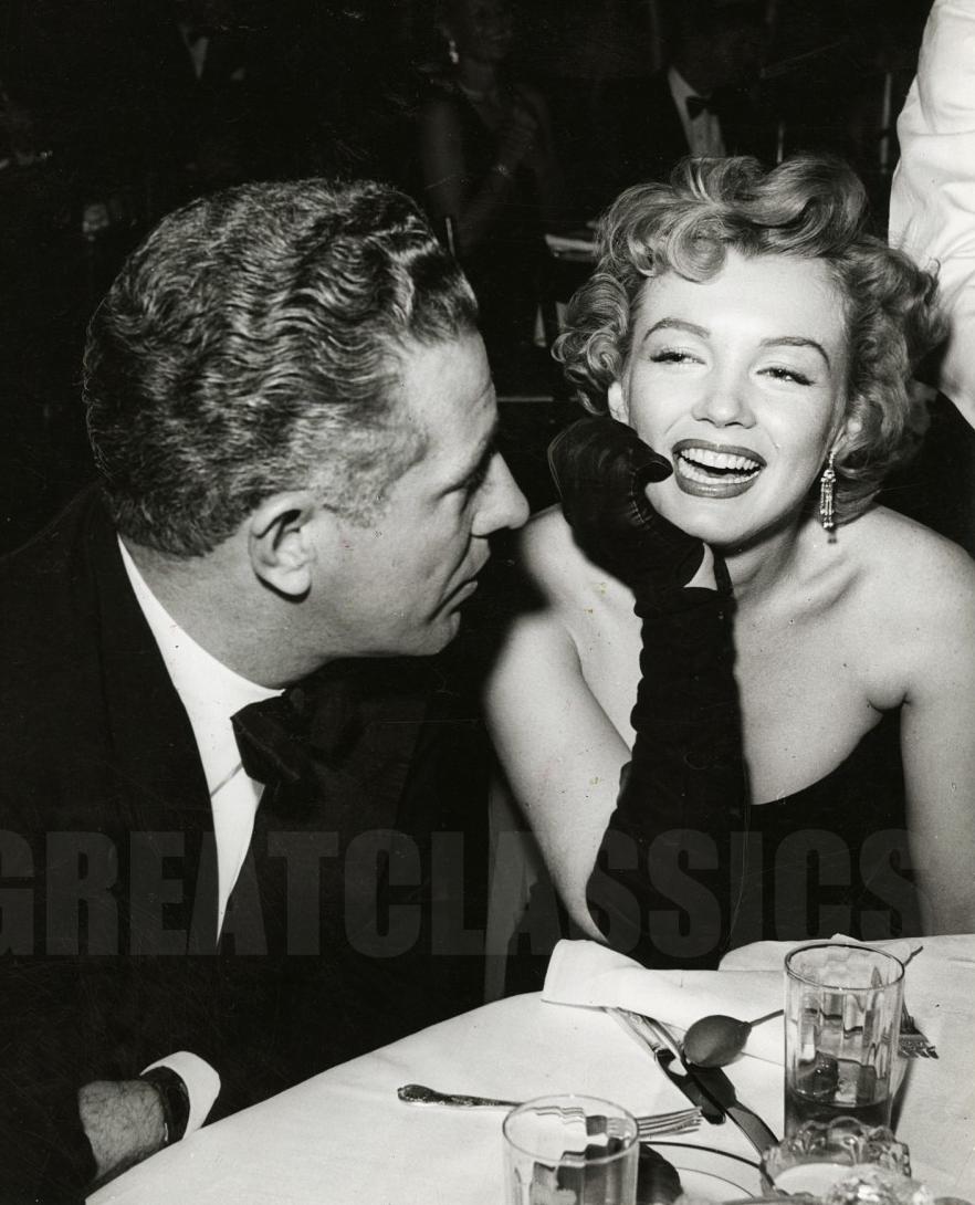 met Marilyn art winters