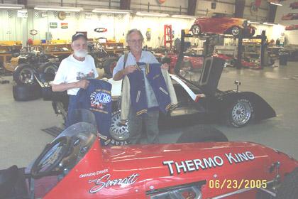 Colorado vintage oval racers