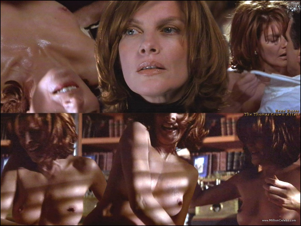 Rene russo nude scenes