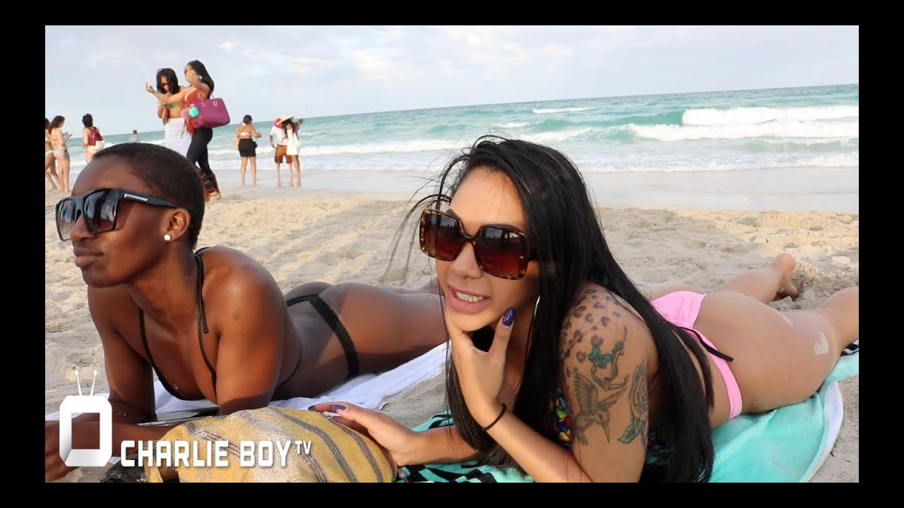 Girls south beach miami florida