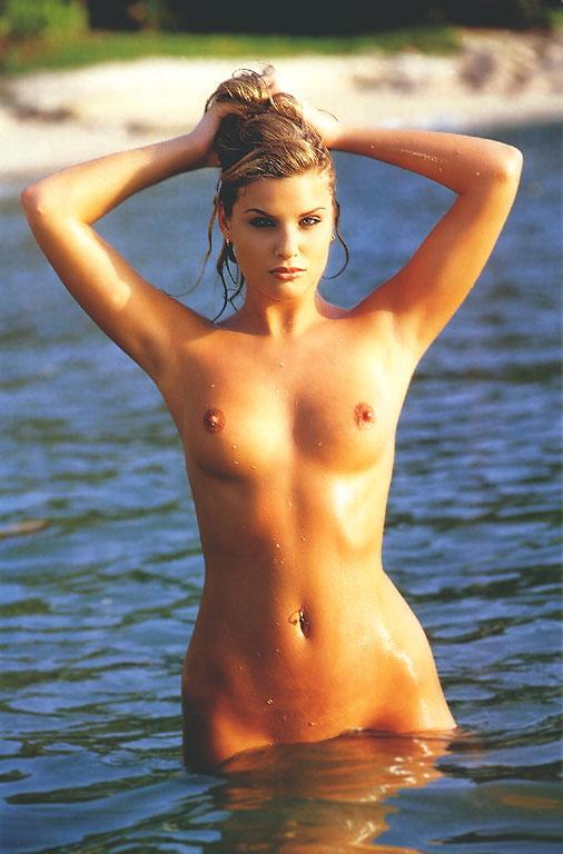 Soap stars posing nude