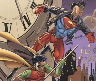 Superboy gay sex cartoons