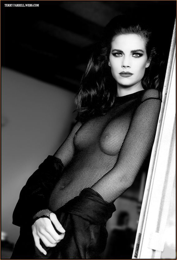 Terry farrell naked