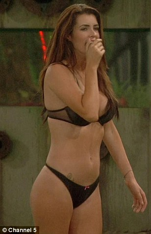 Nude girls of big brother naked