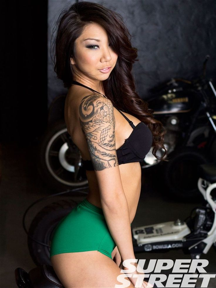 And have Sexy asian americans women nude was and