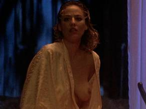 Virginia madsen topless