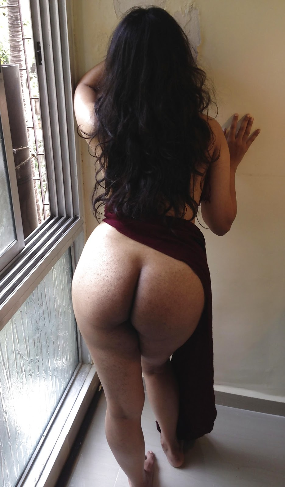 Hot naked indian girl big ass