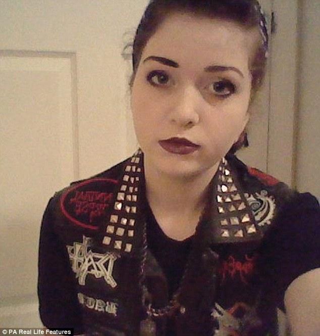 Fresh teen hailey leigh face