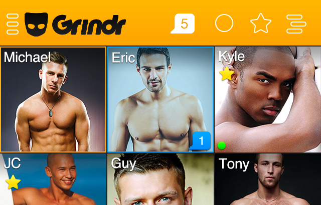 Ryan explores how the gay dating app Grindr provides a