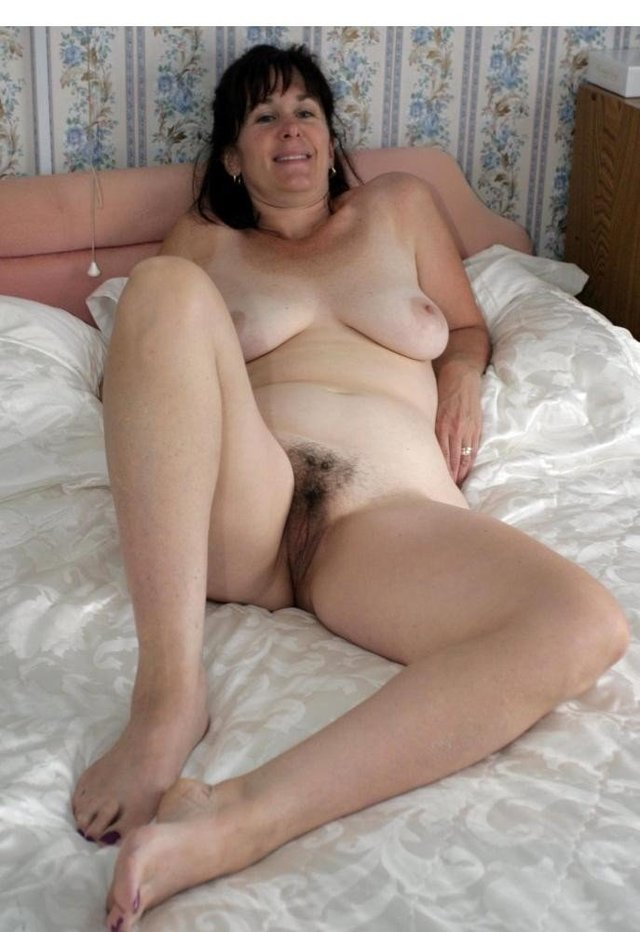 Fat hairy naked women