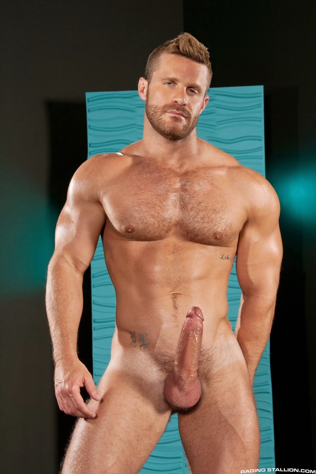 Hot naked male porn stars