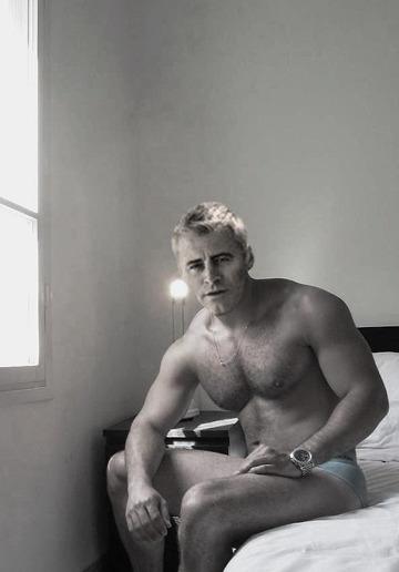Gay matt leblanc nude