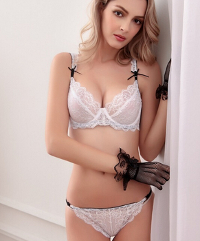 Girls in bras and panties