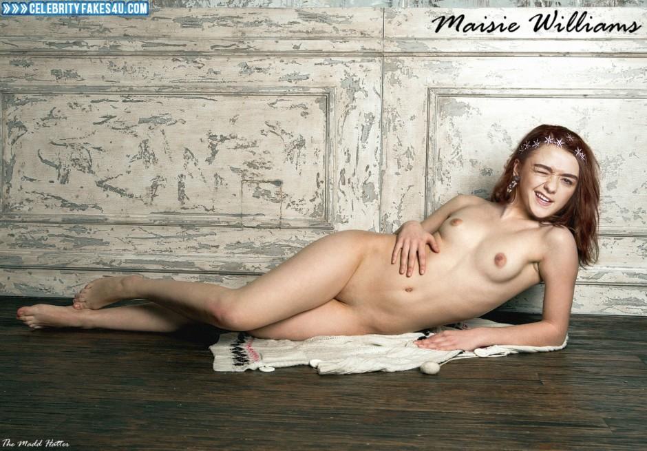 Maisie williams nude porn